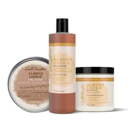 Almond Cookie Body Indulgence Trio