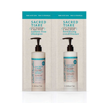 Sacred Tiare Shampoo & Conditioner Packette