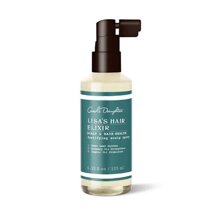 Carols Daughter Lisas Hair Elixir Fortifying Scalp Spray