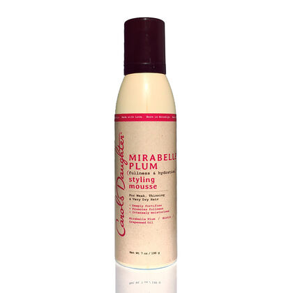 Mirabelle Plum Styling Mousse