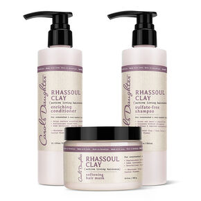 Rhassoul Clay Haircare Trio