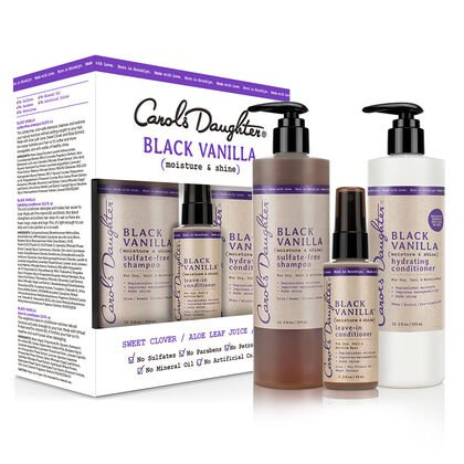 Black Vanilla Gift Set