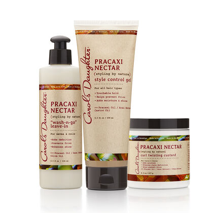 Pracaxi Nectar Styling Trio