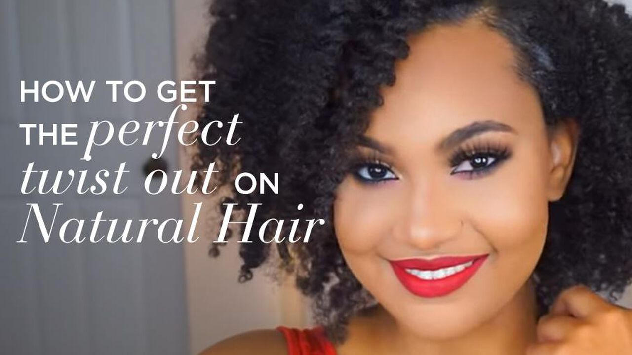 Combing Creme 101 How To Get The Perfect Twist Out On Natural Hair