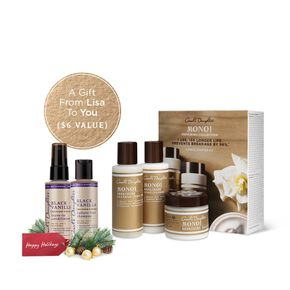 Monoi Repairing Collection 3-Piece Holiday Starter Kit