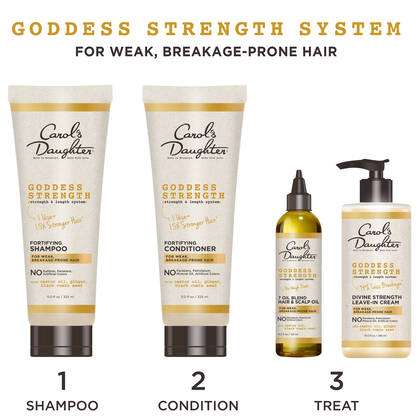Carol's Daughter Goddess Strength Curl Lotion