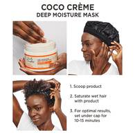 Coco Crème Curl Quenching Deep Moisture Mask