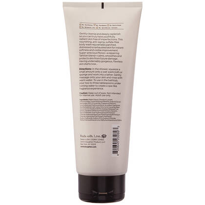 Monoi Body Repairing Transformative Shower Milk
