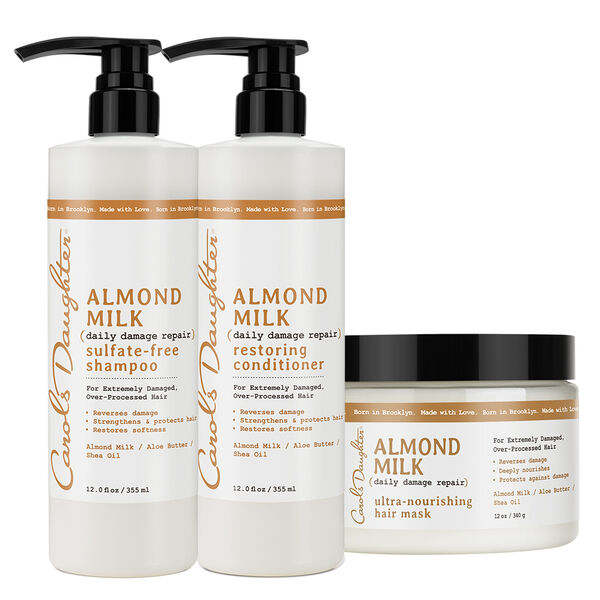 Almond Milk Daily Damage Repair Set Carol S Daughter
