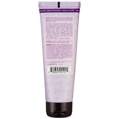 Lavender Mint Foot Cream