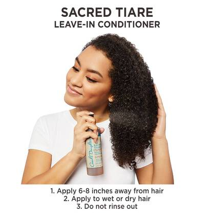 Sacred Tiare Leave-In Conditioner