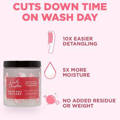 Wash Day Delight Conditioner with Rose Water
