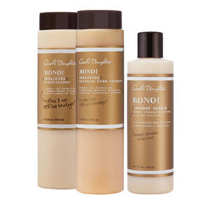Monoi Complete Inner Strength System with Shampoo Conditioner and Treatment