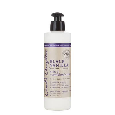 Black Vanilla 4-in-1 Combing Creme