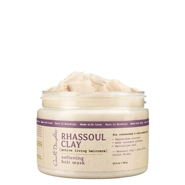 How To Use Rhassoul Clay On Natural Hair