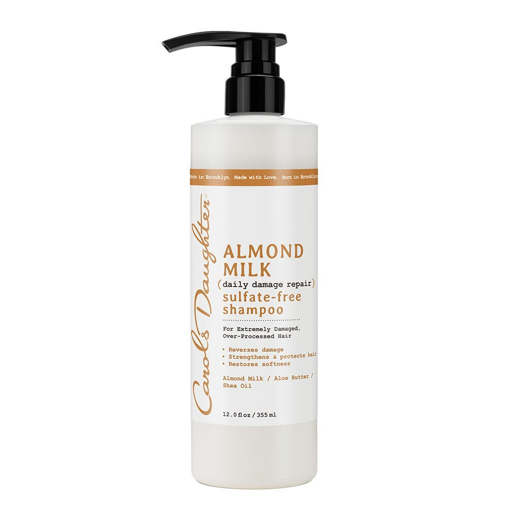 Reverses Damage, Strengthens & Protects Hair, Restores SoftnessSulfate Free, No Parabens, No Petroleum, No Mineral Oil, No Artificial ColorsFor Extremely Damaged, Over-Processed HairWhen hair is damaged daily from heat styling to everyday weather conditions, it becomes hard to manage and rough to the touch. So we've created this gentle cleanser that strengthens each strand's core-repairing and softening weakened, extremely damaged hair. Powerful ingredients at work: Almond Oil Aloe Butter Karite Shea OilRice Bran ExtractShea ButterCoconut Oil >> CLICK HERE to read why this gentle recipe is so important for your daily hair damage.