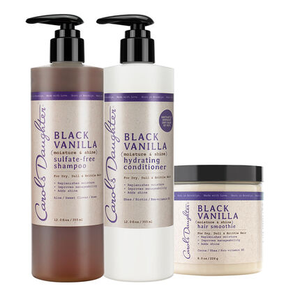 Black Vanilla Condition Set For Dry Hair Carol S Daughter