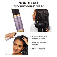 Monoi Ora Flexible Volume Spray
