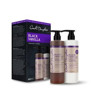Black Vanilla Moisture & Shine Gift Set