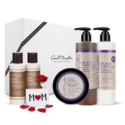 Carols Daughter Black Vanilla Moisturizing Mothers Day Set