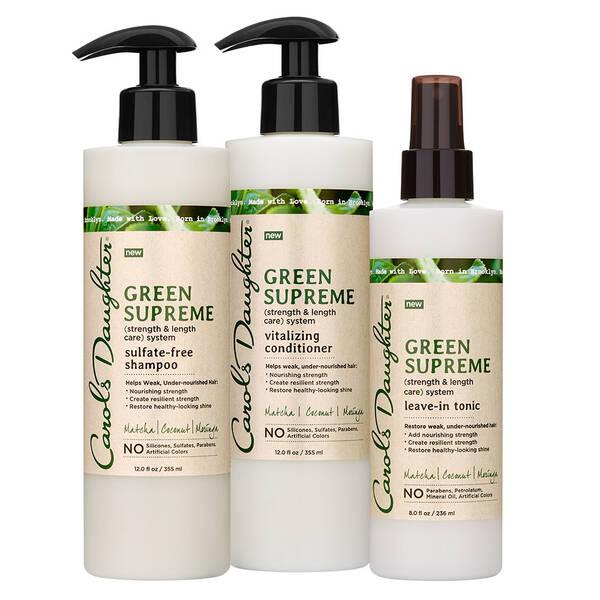 Green Supreme Trio Carol S Daughter