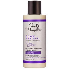 Black Vanilla Moisture & Shine Travel-Size Hydrating Conditioner
