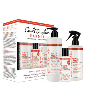Carols Daughter Hair Milk Kit