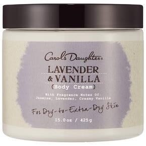 Lavender & Vanilla Body Cream