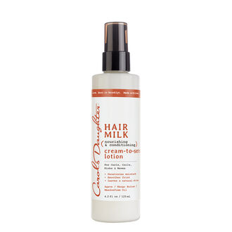 Carols Daughter Hair Milk Cream to Serum Treatment