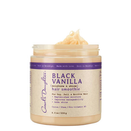 Black Vanilla Moisture & Shine Hair Smoothie