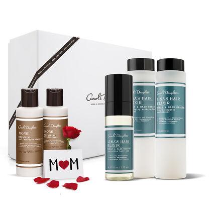 Carols Daughter Lisas Hair Elixir Mothers Day Set
