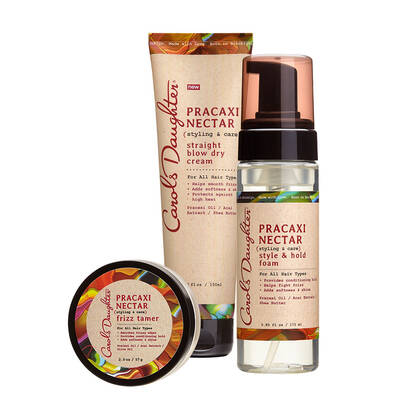 Pracaxi Nectar Smooth Styling Trio