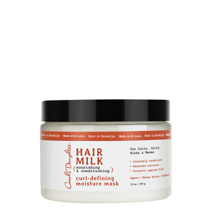 Hair Milk Curl-Defining Moisture Mask