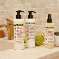Cactus Rose Water Sulfate Free Shampoo