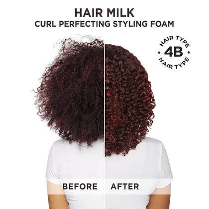 Hair Milk Nourishing & Conditioning Styling Foam