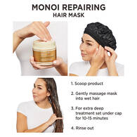 Monoi  Supersize Repairing Hair Mask