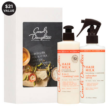 Hair Milk Style Gift Set