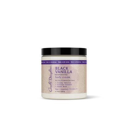 Black Vanilla Body Cream