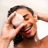 Black Vanilla Moisturizing Sulfate Free Shampoo Bar