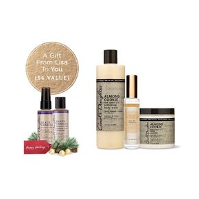 Almond Cookie Sweet Trio Holiday Set