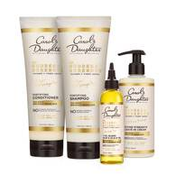 Goddess Strength Shampoo, Conditioner, Leave-In and Hair Oil