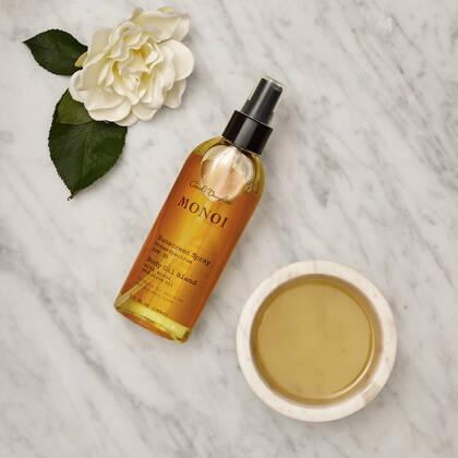 Monoi Body Oil Spray Sunscreen SPF 30