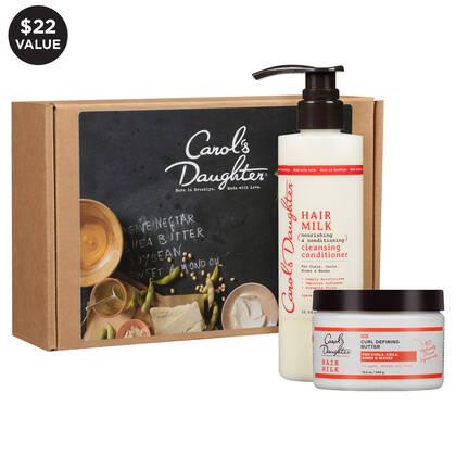 Hair Milk Care Gift Set