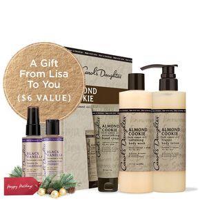 Almond Cookie Holiday Gift Set