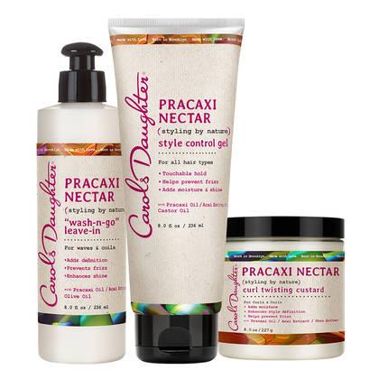 Carols Daughter Pracaxi Nectar Styling Trio