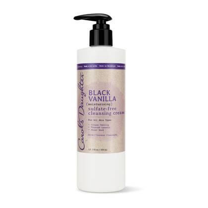 Black Vanilla Body Cleansing Cream
