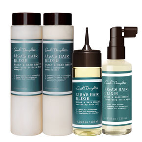 Carols Daughter Lisas Hair Elixir Healthiest Hair Set