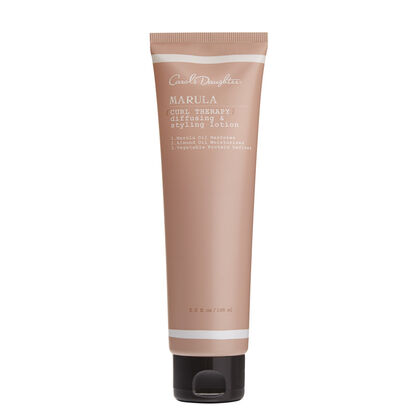 Carols Daughter Marula Curl Therapy Diffusing Styling Lotion