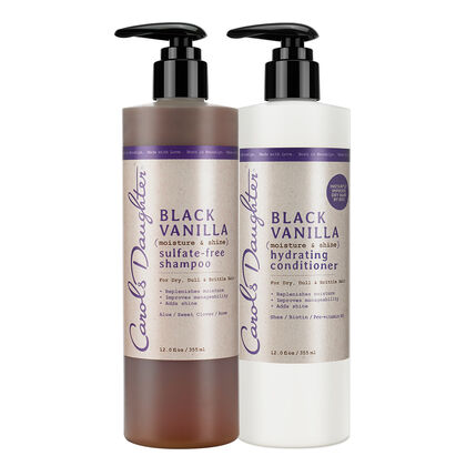 Carols Daughter Black Vanilla Moisturizing Hair Duo
