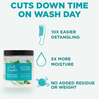 Wash Day Delight Conditioner with Aloe